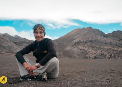 Revista Alternativa: La primera montañista caldense que llegó al Everest