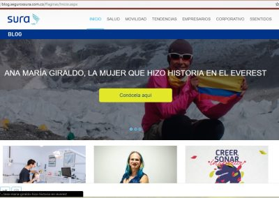 Deportes 360: Una montañista que va por sus sueños hasta lo más alto