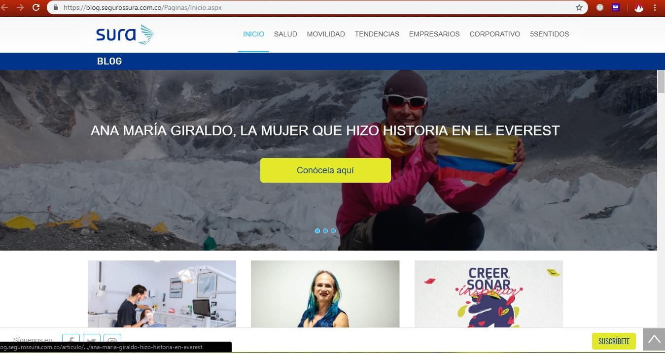 Blog Sura
